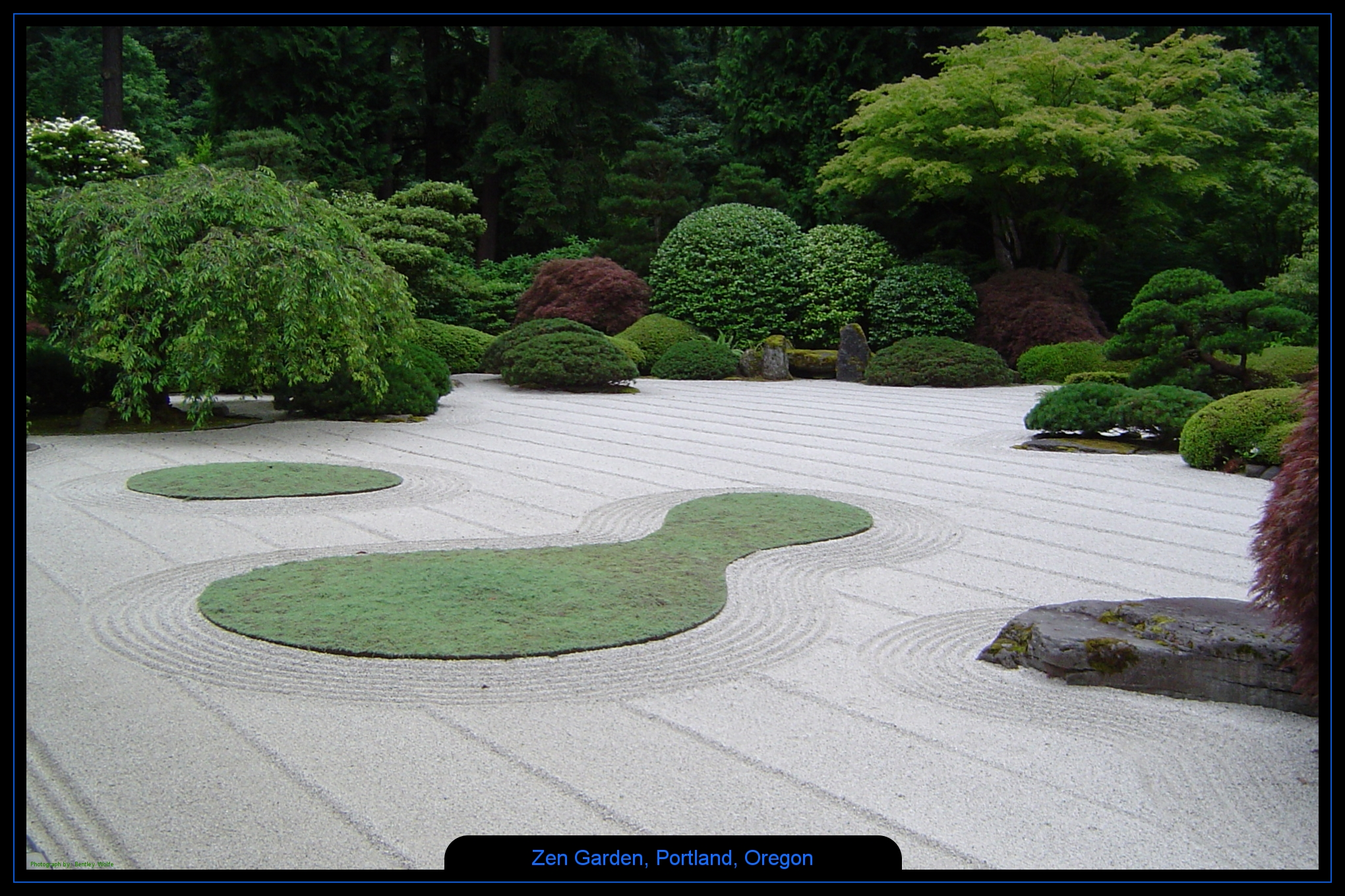 What Is A Zen Garden And Why Would You Want One In The UAE